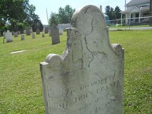 old-headstone